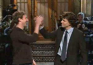 Цукерберг впервые встретился с актером, сыгравшим его в фильме Социальная сеть