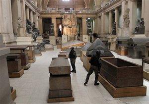 ЮНЕСКО призывает защитить культурные богатства Египта