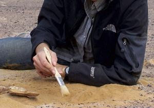 Российские археологи обнаружили фрагменты самых древних женских украшений