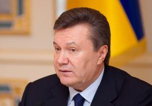 Янукович считает, что без России невозможно модернизировать украинскую ГТС