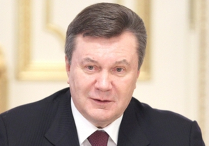 Янукович подписал закон о доступе к публичной информации