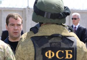 ФСБ выявила лабораторию, где изготавливали бомбы для совершения терактов