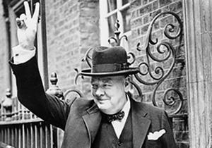 В Британии арестовали мужчину, подделывавшего подписи Черчилля