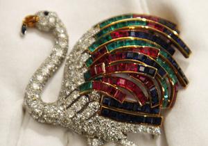 Christie's в 2010 году заработал рекордную сумму на продаже ювелирных изделий