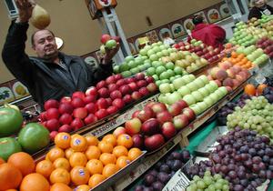 Завтра в Киеве пройдут пять продуктовых ярмарок