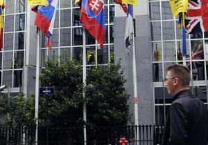 В здание Европарламента во время энергетического саммита проникли грабители