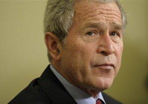 Джордж Буш отменил поездку в Европу из-за угрозы судебных исков