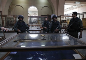 Мумии, находящиеся в экспозиции Каирского музея, не пострадали от мародеров