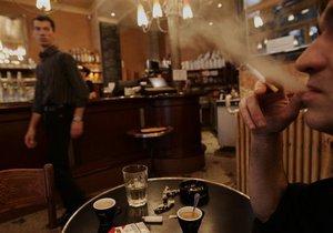 Черногория вводит запрет на курение в общественных местах