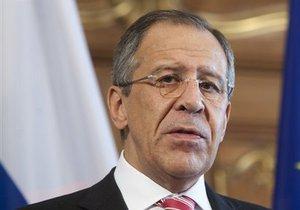 Лавров назвал не дипломатическим заявление премьера Японии о поездке Медведева на Курилы
