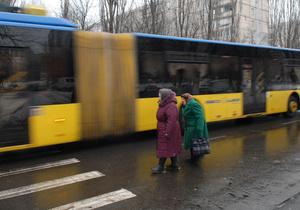 Мэрия Киева пока не планирует поднимать цены на проезд в городском транспорте