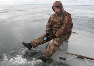 Витренко вышла на лед