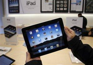 Новая модель iPad может поступить в продажу в течение двух месяцев