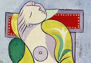 Портрет любовницы Пикассо ушел с молотка за $40 млн
