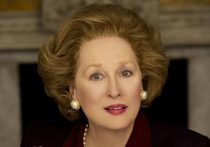 В интернете появилось первое фото Мерил Стрип в образе Маргарет Тэтчер