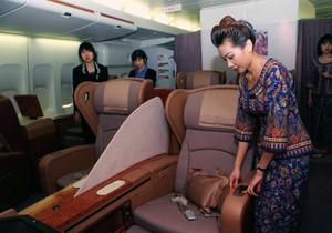 Тайская авиакомпания начала принимать на работу бортпроводников-транссексуалов