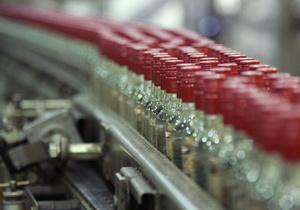 Украинский рынок водки завершил 2010 год стабильностью (обновлено)