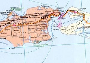 ЗН: Украина сделала ряд уступок России в вопросе делимитации Азовского моря