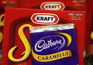 Чистая прибыль Kraft Foods в 2010 году выросла на 36,7%