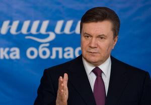 Главное, чтобы мы шлепперами не стали: Янукович заговорил на уголовном жаргоне