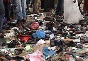 В Нигерии 11 человек погибли  в давке после речи президента страны