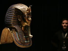 Из Каирского музея украли статую Тутанхамона