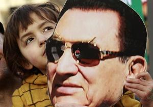 Швейцария заморозит счета Мубарака