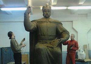 В Калуше намерены установить памятник Мазепе