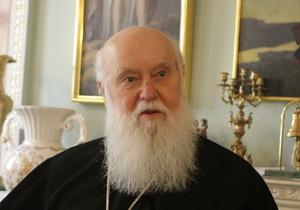 Филарет: Кирилл хочет прибрать себе титул патриарха Киевского