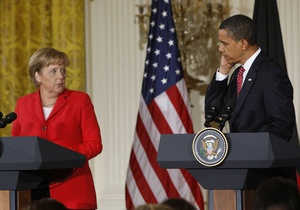 Президент США вручит Бушу-старшему и Ангеле Меркель медаль Свободы