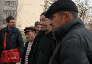 В январе уровень безработицы в Украине увеличился на 7,4%