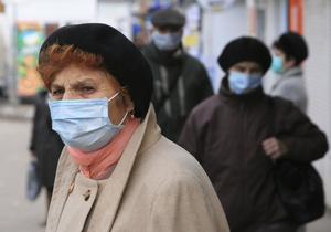 В Украине снижается уровень заболеваемости гриппом и ОРВИ