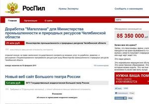 Блогер, прославившийся борьбой с откатами, собрал 4 млн рублей на поддержку своего сайта РосПил