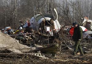 Польская сторона получит доступ  к уголовному делу о мародерстве на месте крушения самолета Качиньского