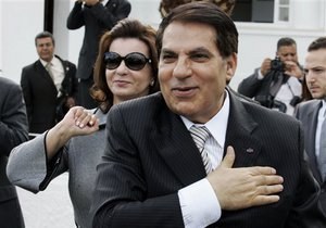СМИ: Свергнутый президент Туниса впал в кому
