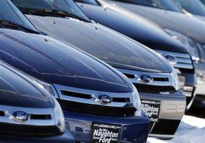 Российский автопроизводитель Соллерс будет работать с Ford