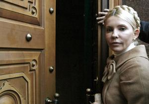 Тимошенко вновь вызвали в Генпрокуратуру