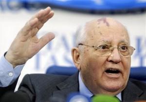 Горбачев: У Януковича проскакивают антироссийские высказывания