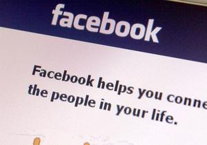 Facebook занял восьмое место в Украине