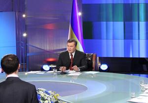 Янукович уклонился от ответа на вопрос о Бандере и Шухевиче