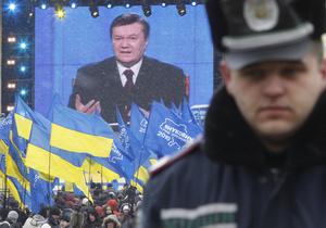 Политолог назвал Разговор Януковича со страной