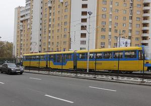 Киев будет делать собственные трамваи