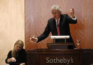 Чистая прибыль Sotheby's выросла на 31% по итогам года