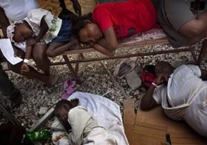 Число жертв эпидемии холеры на Гаити возросло до 4,6 тысячи человек