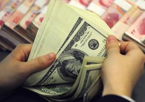 Китайская валюта курс к доллару