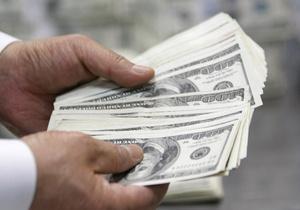 Курс украинской гривны к доллару