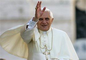 Папа Римский: Евреи не виноваты в распятии Христа