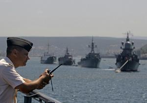 Представитель ЧФ РФ опроверг информацию о выходе боевых кораблей к берегам Ливии