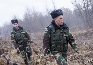 Украинские пограничники изъяли у россиянина миллион рублей