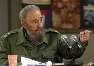 Фидель Кастро раскритиковал СМИ за